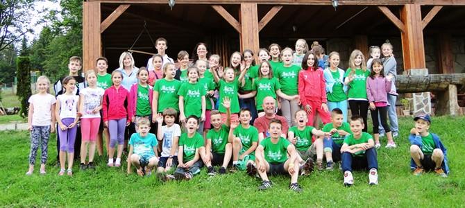 Tabără de limba engleză pentru copii la Bogdan